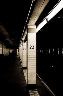 Photograph of 23rd Street Station, New York