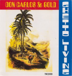 Don Carlos 2 Gold Ghetto Living