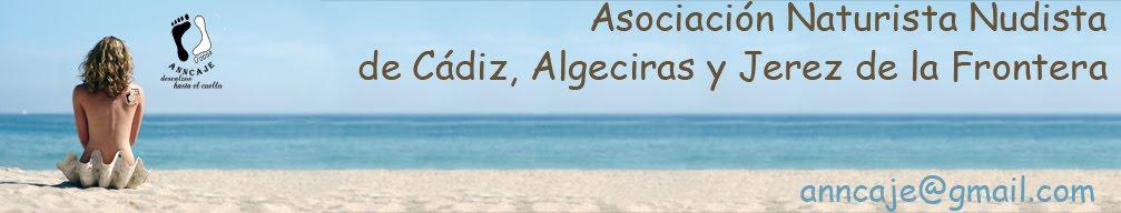 Asociación Naturista Nudista de Cádiz, Algeciras y Jerez de la Frontera, ANNCAJE