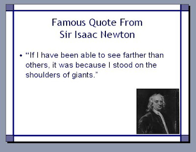 the contributions of isaac newton essay