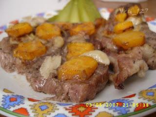 Агнешко месо със зеленчуци за Димитровден