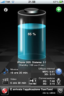 batteria gratis iphone
