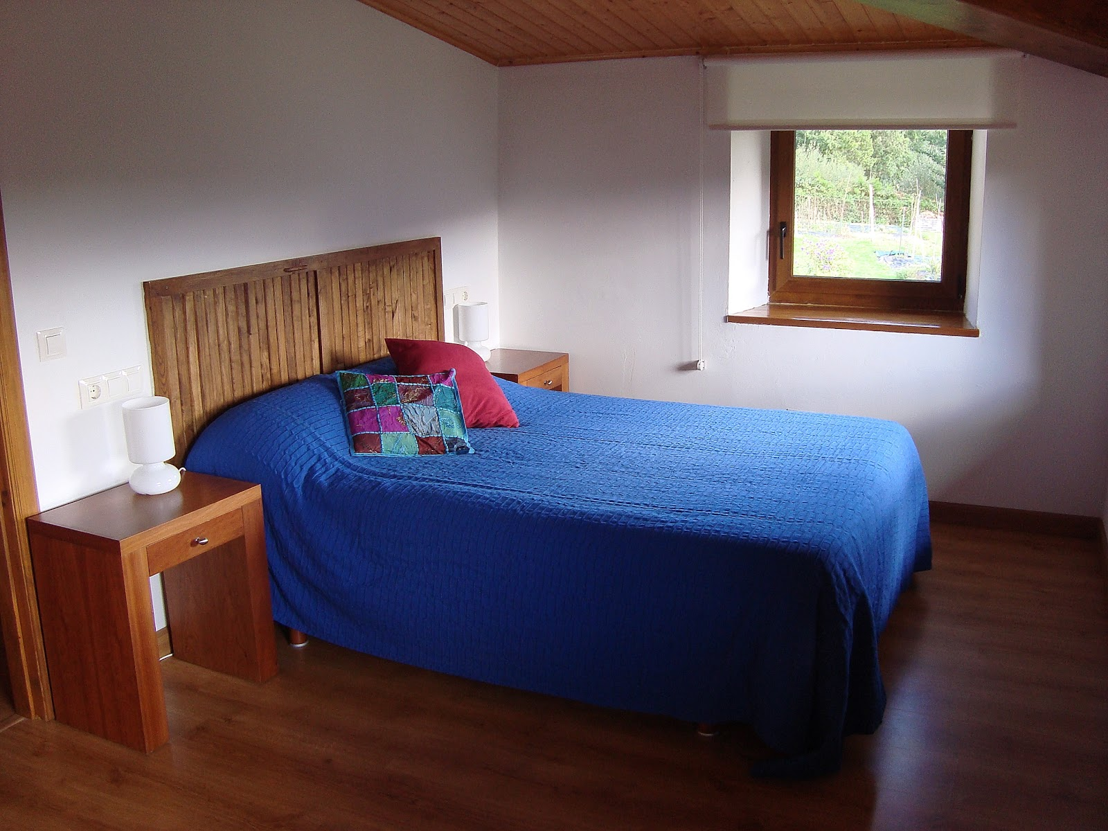 Losandaluces turismo rural en couzadoiro la casa por for Casa de los azulejos por dentro