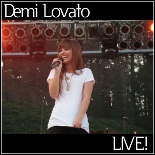 Demi Lovato- Live in Concert Gramercy Demicoverr