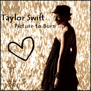 Picture Burn Lyrics Taylor Swift on Media Central  Taylor Swift   Picture To Burn  Alternate Version
