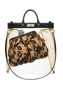 Marc Jacobs Lace Robert Bag