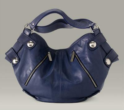 Kooba 'Nelli' Double Zip Soft Shopper