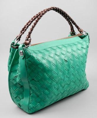 Elisa Atheniense Big Weave Bag