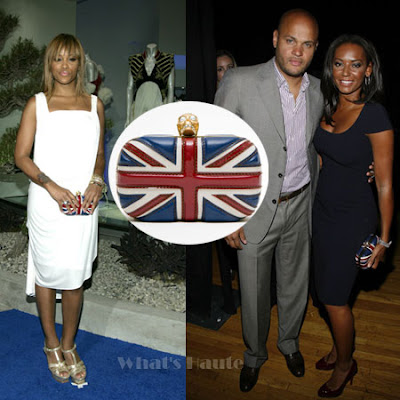 Alexander McQueen Britannia Clutch - Eve and Mel B