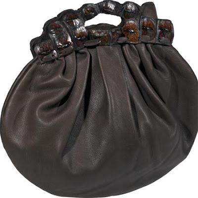 Nicci Deerskin Bag