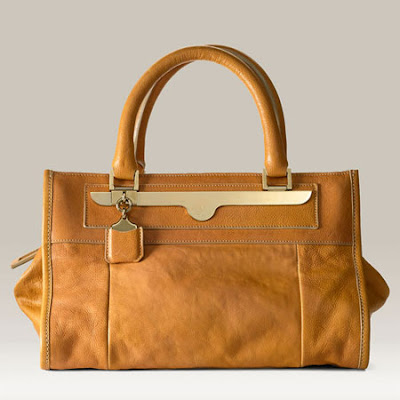 Chloé 'Shelby' Leather Satchel