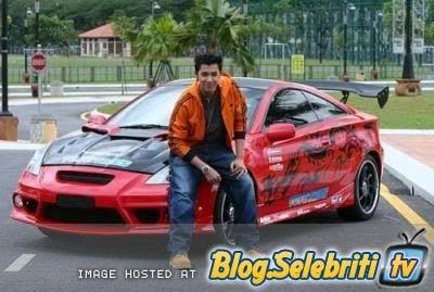 Syamsul+yusof+kereta
