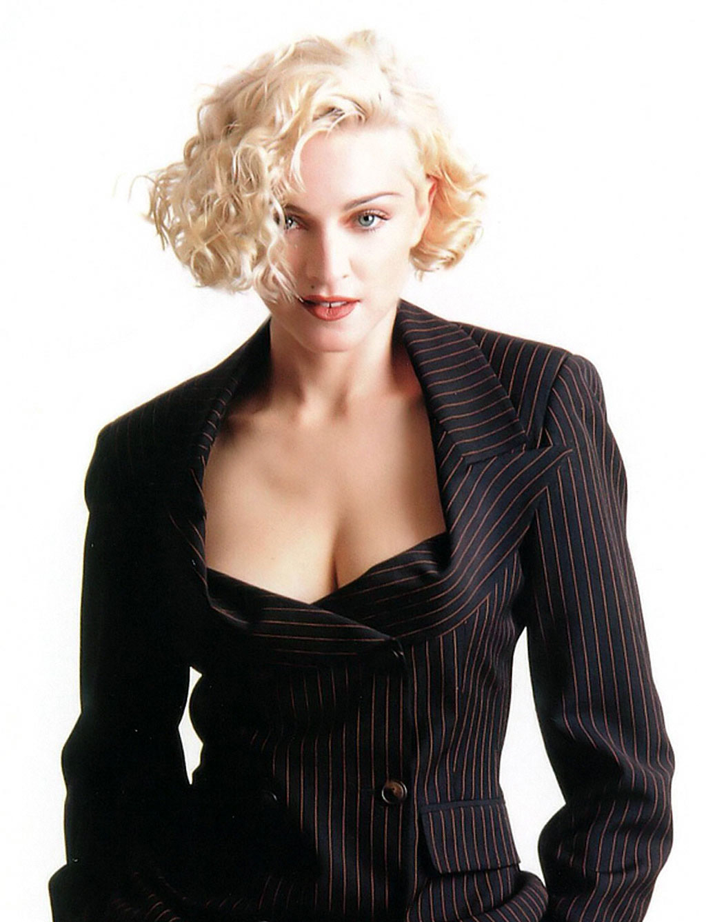 Madonna Superstar Queen Photogallery Herb Ritts Session 9