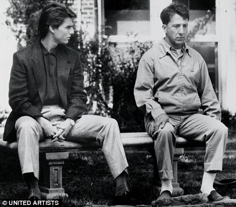 dustin hoffman is rain man