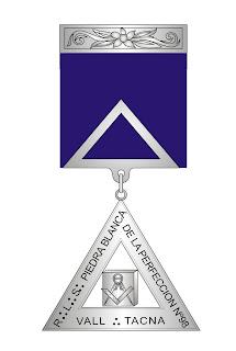 Medalla de nuestra Log.·.