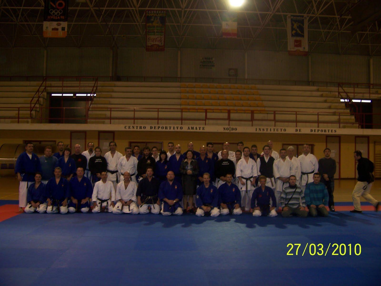 Artes marciales motril todos los asistentes al - Artes marciales sevilla ...