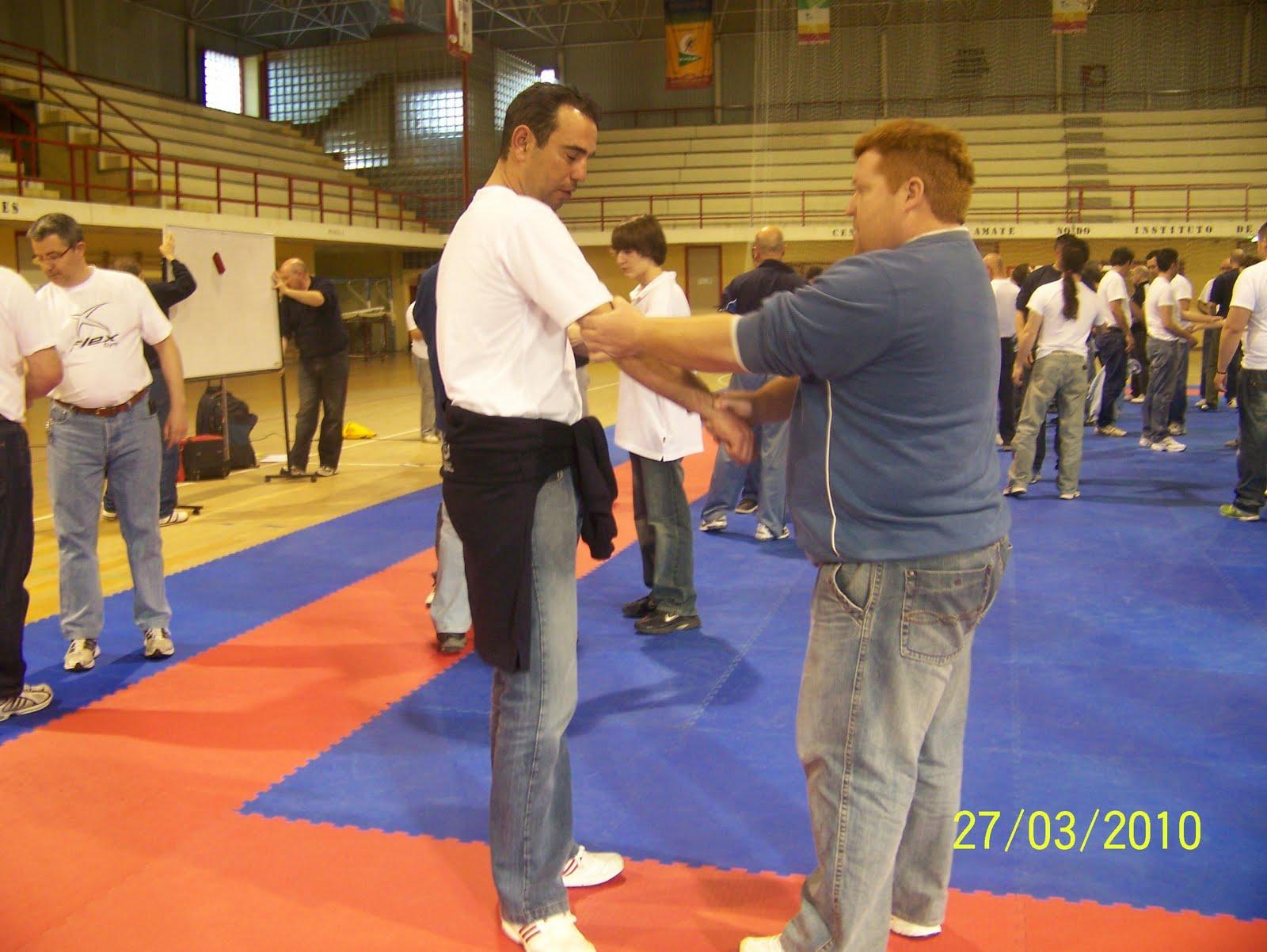 Artes marciales motril trabajo de kyusho en el - Artes marciales sevilla ...