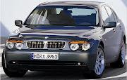 2013 BMW 7-series bmw