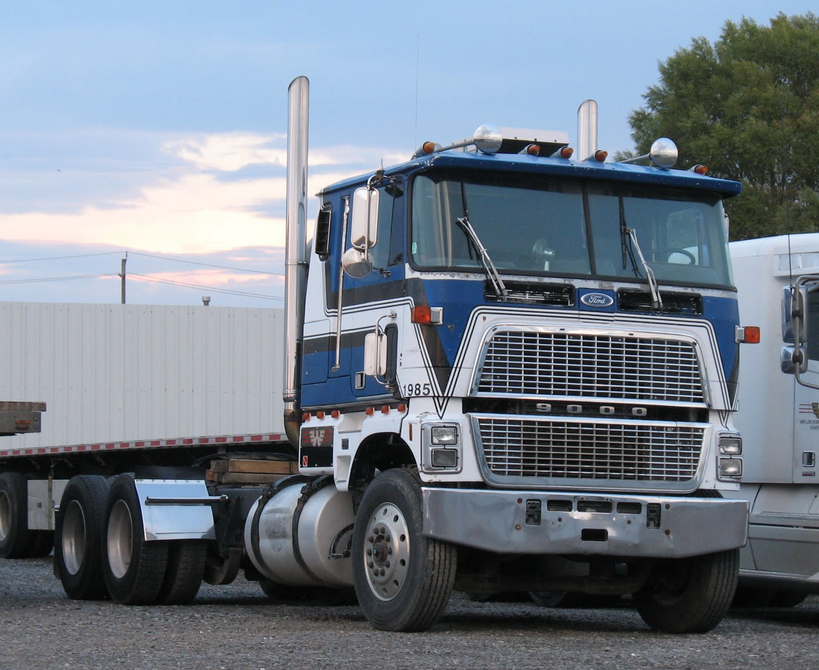 Ford 9000 Cabover Interior : Ford cabover clt for sale autos post