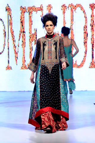 stunning collection 2010 by mehdi 2 - Fashion Pakistan Week 2010 . . . . . . . . . .