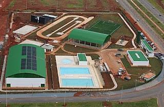 Samambaia na net primeira vila ol mpica do df for Metros piscina olimpica