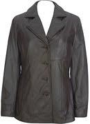 Jaket Kulit Wanita Model 11