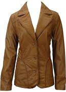 Jaket Kulit Wanita Model 20