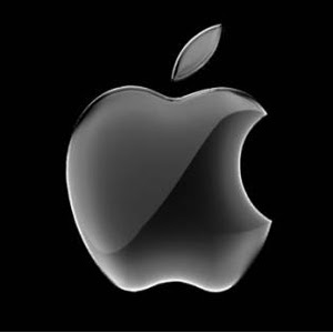 apple logo black xsan