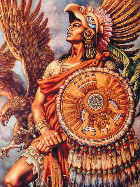 guerrero cultura: