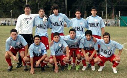 San Martin (ch) vs Rivadavia (ch)