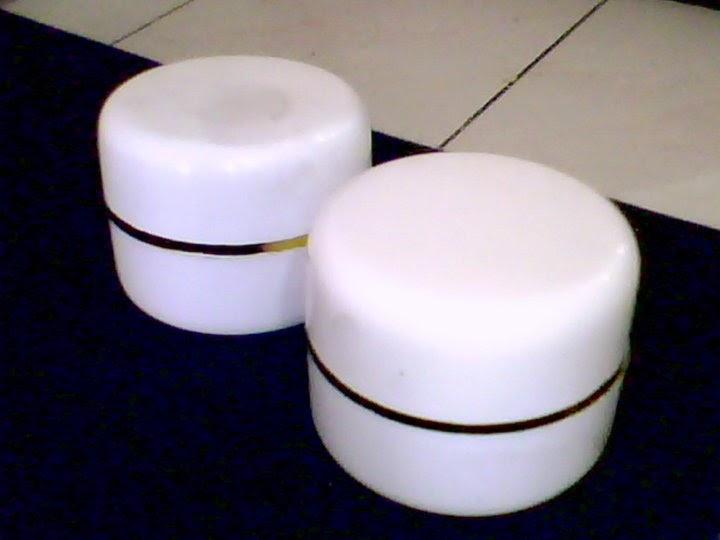 produk perawatan kulit wajah: cream siang dan cream malam ...