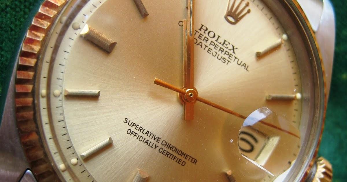 TOKO BARANG ANTIK Dijual Jam Rolex Vintage SOLD Sudah