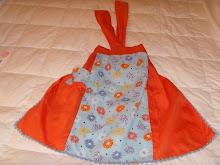 Vintage Crotchet Baby Blanket