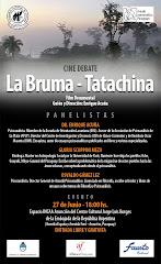 Documental La Bruma presentacion en Paraguay