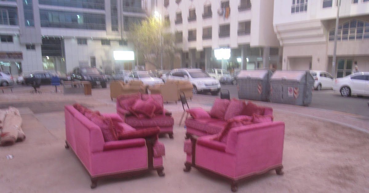 Faboosh Pink Sofa Set For Sale