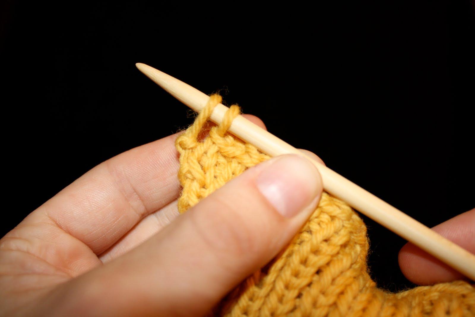 Knitting Binding Off Last Stitch : AC Engineered Knits: Knit bind-off: last stitch boogaloo