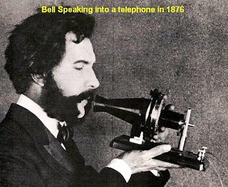 Alexander Graham Bell 1876