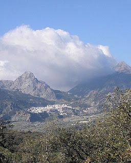 Spain mountains south