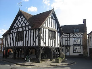 Old Market Hall, Newent