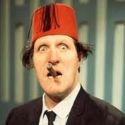 Tommy Cooper coincidence