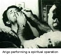 Arigo - Jose Pedro de Freitas, psychic surgeon