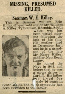 William Eric Killey