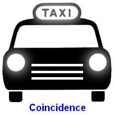 taxi coincidence