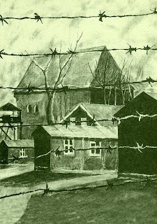 WWII concentration camp