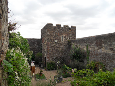 The Rye castle ghost