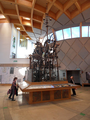 Core at Eden Project Cornwall