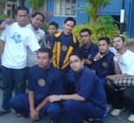 Barisan Pasukan Silat Cekak Ustaz Hanafi 2008