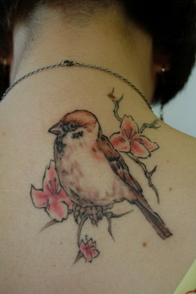 Sibol Sparrow Tattoo