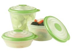 tupperware review for the stuffables mini set