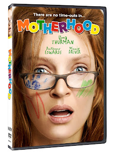 motherhood movie cover with uma thurman